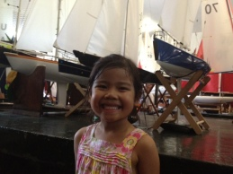all model sailboats